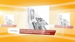 Nyílászáró csere a költségcsökkentésért - Ablaktherm Kft. Videó