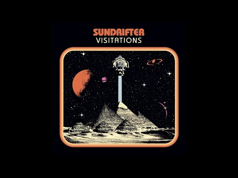 "SUNDRIFTER ""Visitations"" (New Full Album) 2018 Stoner Rock"