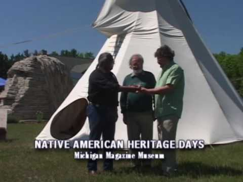 Historic Event: Native American Census Rolls Opened at MM Museum!