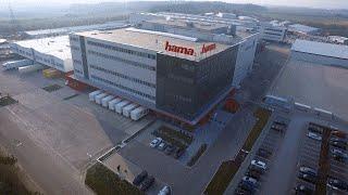 Hama logistics centre Germany, Monheim (BAY)