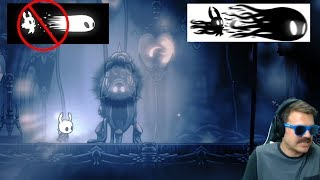 What Happens If You Pick Up Shade Soul BEFORE Vengeful Spirit in Hollow Knight?