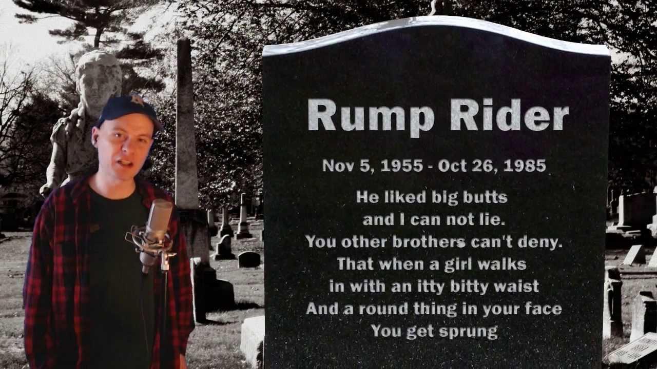 Rump Rider