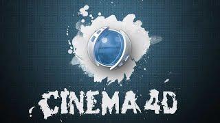 Урок Cinema 4D - инструменты модуля Mograph, Rigid Body, Collider