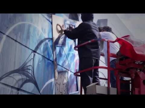 "Morran Ben Lahcen featuring Kevin ""NEOK"" Westel @ Mafoder - Casablanca - Mars 2014"
