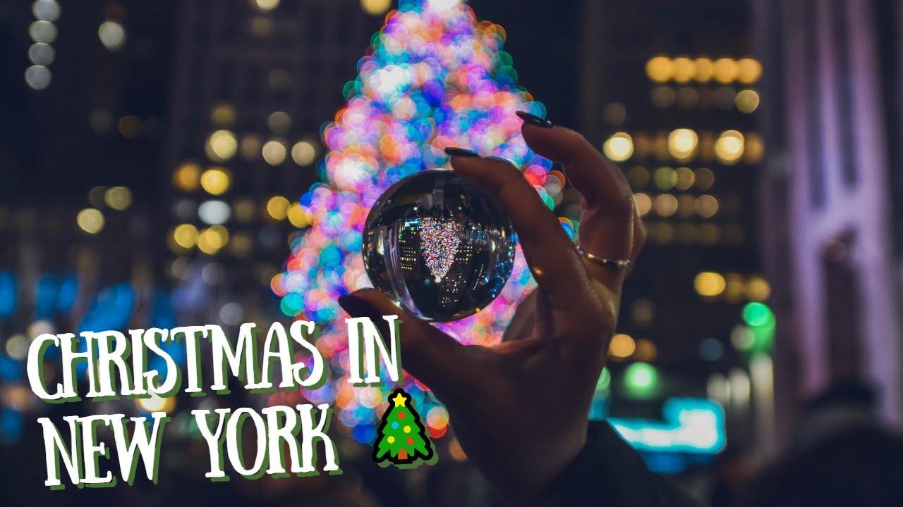 CHRISTMAS IN ROCKEFELLER CENTER, NEW YORK  🎄 Tree Lighting 2019  - YouTube