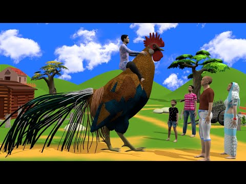 जादुई मुर्गी - Magical Hen | Hindi Moral Stories | Hindi Kahaniya | Story Demand |