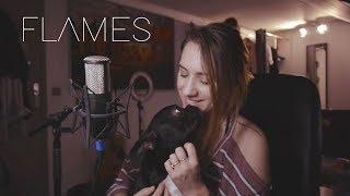 Baixar Flames - David Guetta ft. Sia (cover by Emma Lachance)