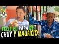🤗ASÍ REACCIONA EL PAPA DE CHUY y Mauricio CON EL APOYO DE LA GENTE!!!! MIL GRACIAS 🙏