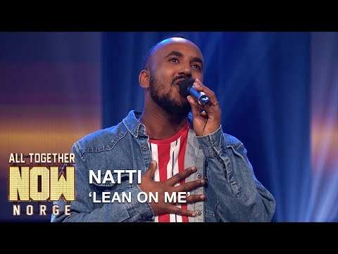 All Together Now Norge | Natti sings Lean On Me by Bill Withers in the Sing-Off | TVNorge
