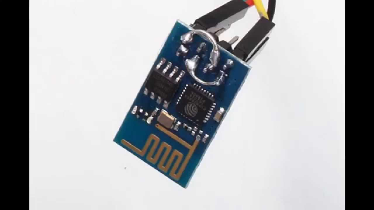 ESP8266 and WiFi Contrlled Relays - 30 minutes IoT Project