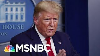 Trump Firing IG Who Flagged Complaint That Triggered Impeachment   The 11th Hour   MSNBC