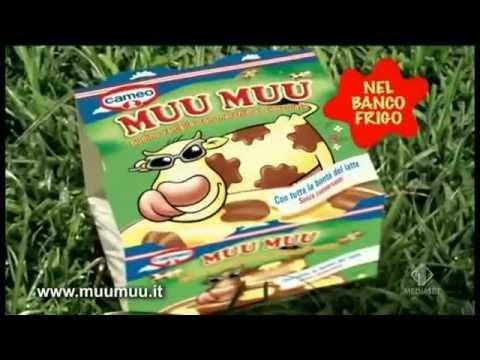 Cameo Spot - Mucca mu mu -  budino con le macchie
