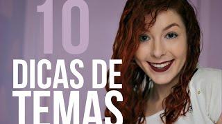 Baixar JAN/ 2017 - DICAS DE TEMAS para vídeos!