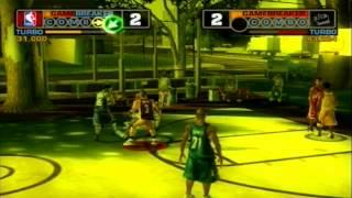 NBA Street Vol 3 PS2 Gameplay