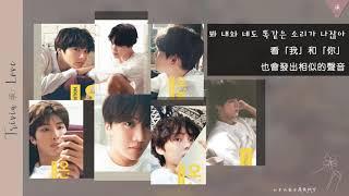 【韓繁中字】BTS/ RM (방탄소년단/ 김남준) - Trivia 承 : Love