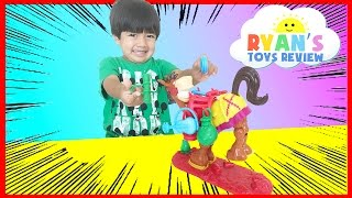 family fun game night buckaroo elefun friends toys for kids egg surprise toy ryan toysreview