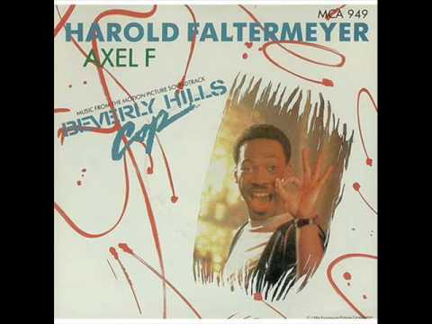Shoot Out - Harold Faltermeyer (7