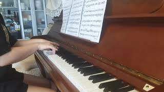 하울의 움직이는 성 - 인생의 회전목마 피아노 Pian…