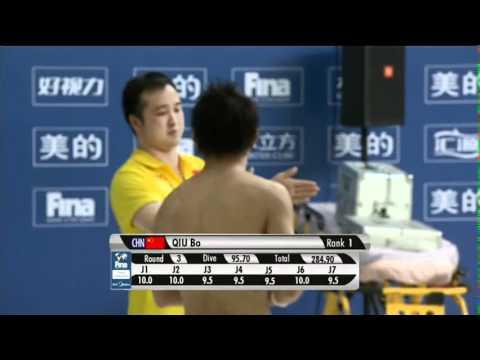Qiu Bo piattaforma 10m  Beijing WS 24.03.2012