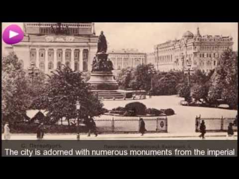 Saint Petersburg Wikipedia travel guide video. Created by Stupeflix.com