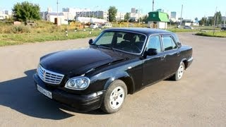 2005 ГАЗ 31105 Волга. Обзор (интерьер, экстерьер, двигатель).