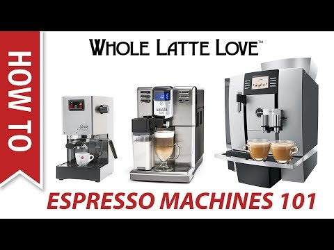 The Exclusive Guide To Pick the best latte machine of 2020