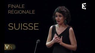 Voix Nouvelles : la finale régionale à l'Opéra de Bienne Soleure en Suisse