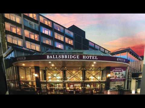 Ballsbridge Hotel Dublin Ireland Room Tour