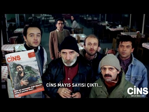 """Aylık İnce Sızı Cins Mayıs 2017 """"Hiçbir şey umrumda değil Aşktan ve umuttan başka"""" çıktı!"""