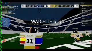 ROBLOX LEGENDARY FOOTBALL HIGHLIGHTS-PROMO