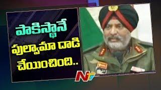 Indian Army Eliminated JeM Leadership in Kashmir - Lt Gen Dhillon | Pulwama Incident | NTV