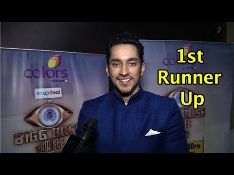 EXCLUSIVE: Rishabh Sinha - I am People's Champion | Bigg Boss Season 9 Grand Finale
