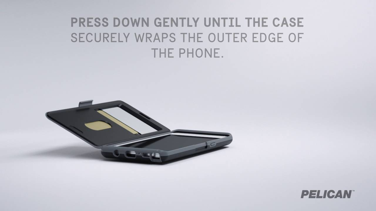 best service 61ad6 66627 Pelican Vault Phone Case Instructions