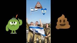 إسرائيل سرقت أغنية فلسطين ( أنا دمى فلسطيني )، آخر فيديو عن إسرائيل