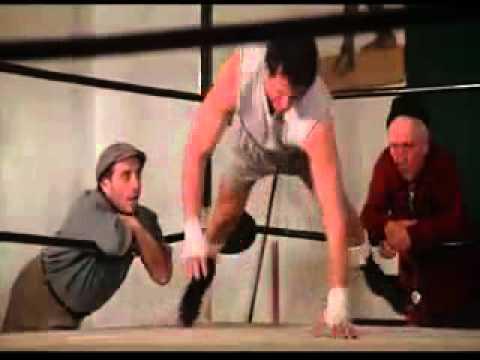 Sylvester Stallone - Rocky (Training Scene) Music Theme