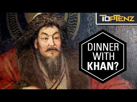 10 Historical Dinner Party Hosts from Hell