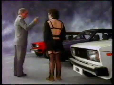 Lada Commercial (old Commercial From Uk)