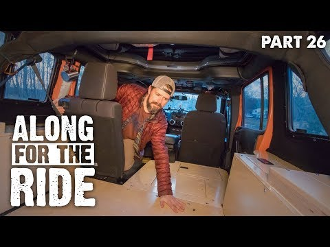 Goose Gear Plate System for JKU (Part 26) | Overlanding | Along For The Ride