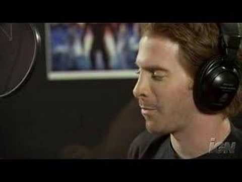 Mass Effect: Seth Green outtakes