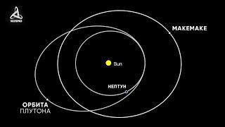Что ОБНАРУЖИЛИ за Плутоном? Макемаке - крупнейший объект пояса Койпера.