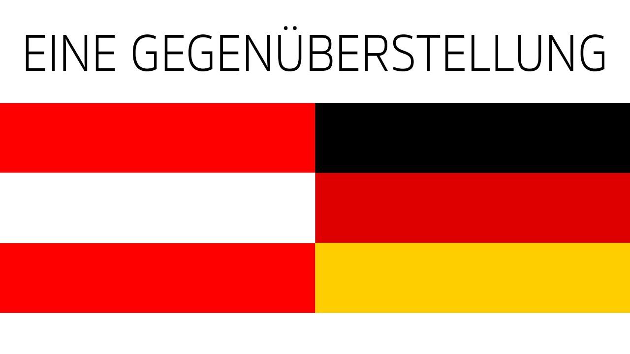Unterschiede zwischen Österreichern und Deutschen. | Michael Buchinger
