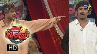 Kiraak RP Performance – Jabardasth - 11th August 2016– ETV  Telugu