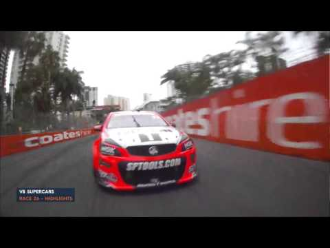 Race 26 Highlights - Castrol Gold Coast 600