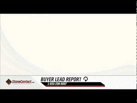 United States Stone Buyer Lead 4-26-11