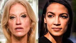 Kellyanne Conway Attacks Ocasio-Cortez, Says She Doesn't Know Much About Anything