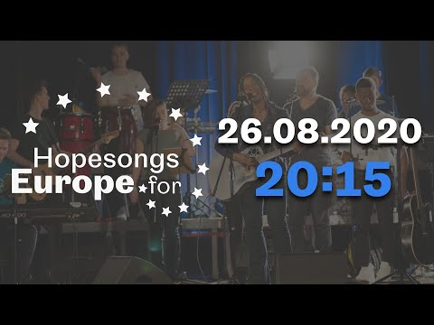 Hopesongs for Europe - Liveshow mit Judy Bailey on YouTube