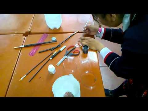 """Estefani: """"Proyecto Reciclar para Vivir"""" Eureka 2015"""