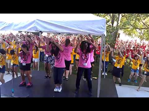 Victoria College Frosh Dance 2013 (UofT)