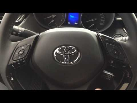 2018 Toyota C-HR | Sherwood Park Toyota Scion