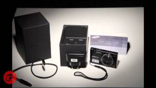 Основы фотографии с камерой Samsung MV800